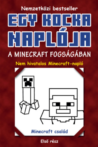 Egy kocka naplója – A Minecraft fogságában