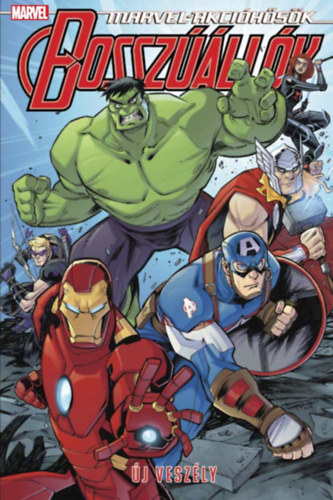 Marvel akcióhősök: Bosszúállók – Új veszély